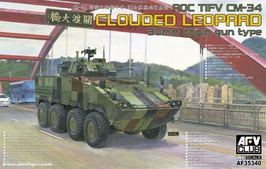 """ROC TIFV CM-34 """"Clouded Leopard"""""""