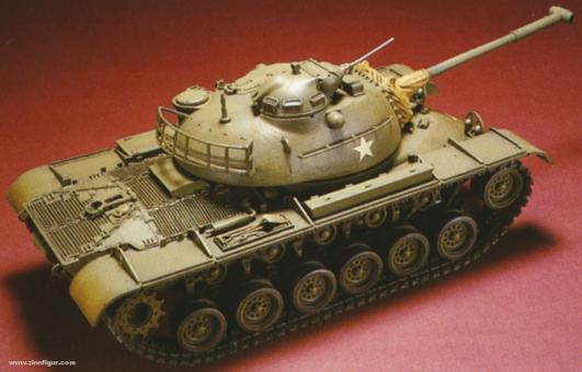 M48A1 PATTON Panzer Umbausatz