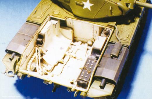 M41/M42/M52 Motorenraum Umbausatz (ohne Motor)