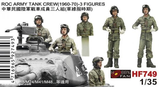ROC Panzerbesatzung - 1960-70