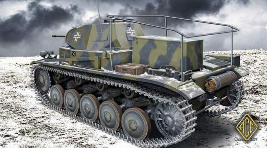 Panzerbeobachtungswagen II