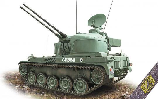 AMX-13 DCA 30mm Zwilling Flakpanzer