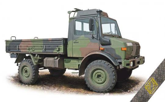 Unimog U1300L 2t 4x4 Lkw