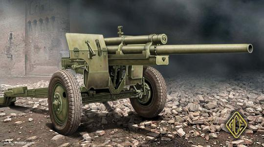 US 3 Inch AT Gun M5 (M1 Carriage)