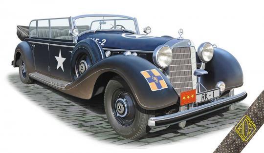 Typ 770K (W-150) Tourenwagen