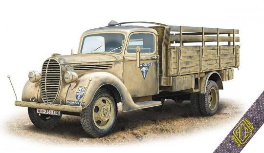 G917T 3t Lkw Modell 1939