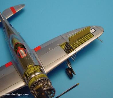 P-47D Thunderbolt Waffenschacht