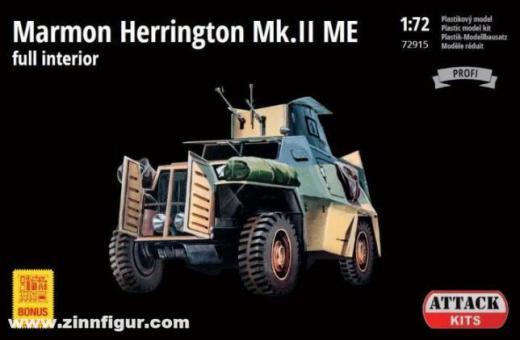 Marmon Herrington Mk.IIE mit Innendetails
