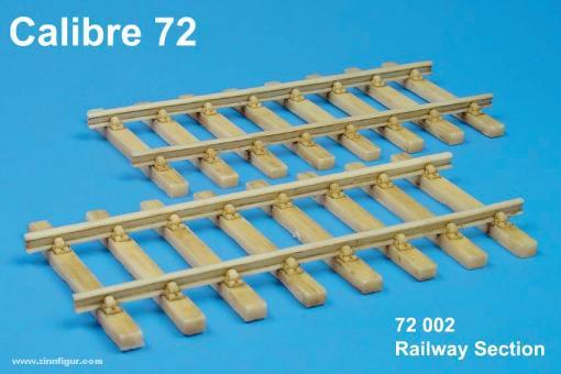 Railway Section (2 pc.)
