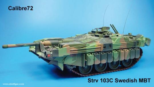STRV 103C Swedish MBT
