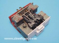Pz.III/StuG.III Motor + Einbau