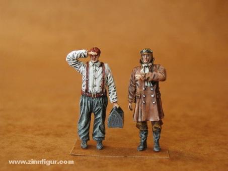 RFC Pilot und Mechaniker