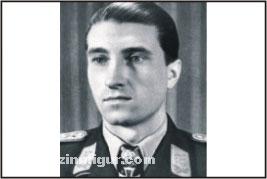 Fliegerass W. Novotny für Me 262A