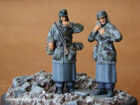 German Infantry Ardennen
