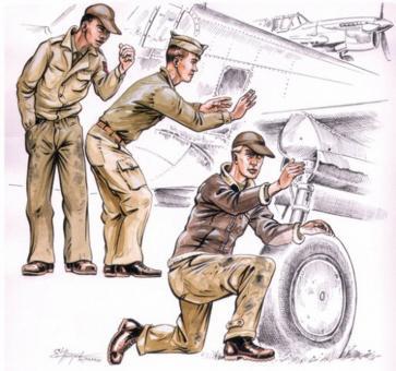 US Army Mechaniker
