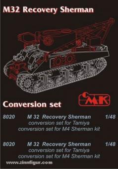 M32 Recovery Sherman Umbauset