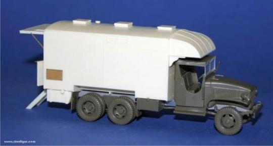 GMC 353 Clubmobile Umbauset