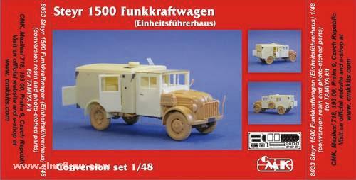 Steyr 1500 Funkkraftwagen Umbauset