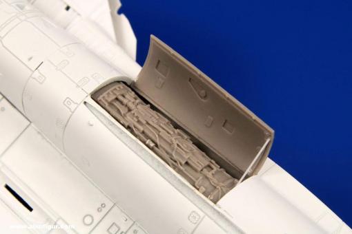 F-14A Tomcat Backbord Triebwerk