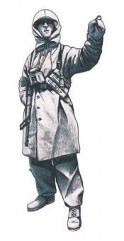 Wehrmacht Soldat, Winter 1942