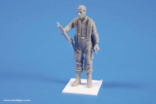 US Soldat in Vietnam
