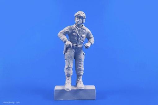 US Panzerkommandant für Sherman