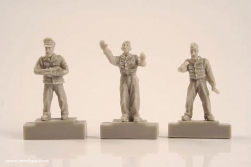 U-Boot Typ IX Figuren für Kommandozentrale
