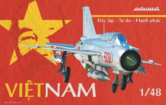 "MiG-21PFM Fishbed-F ""Vietnam"" - Limited Edition"