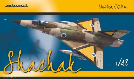 "Mirage IIICJ ""Shachak"" - Limited Edition"