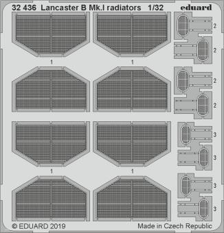 Lancaster B Mk.I Kühler