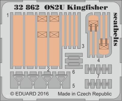 OS2U Kingfisher Gurte