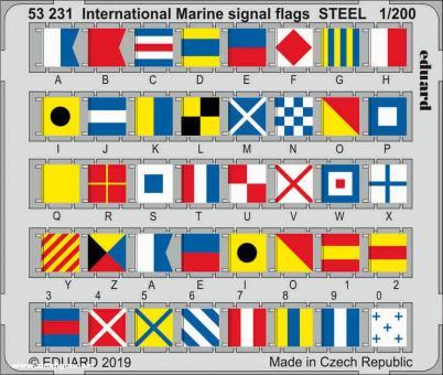 Internationale Marine-Signalflaggen