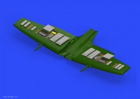 Spitfire Mk.IXc Gun Bays