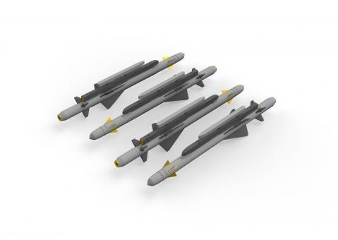 ALARM Raketen