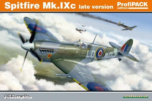 Spitfire Mk.IXc Late Version - ProfiPACK