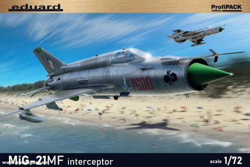 MiG-21MF Interceptor - ProfiPACK