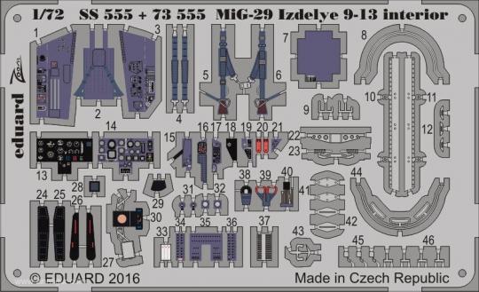 MiG-29 Izdelye 9-13