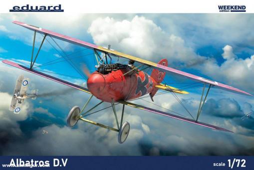 Albatros D.V - Weekend Edition