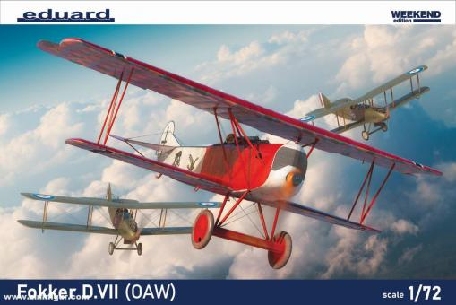Fokker D.VII (OAW) - Weekend Edition