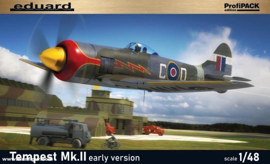 Tempest Mk.II frühe Version - ProfiPACK