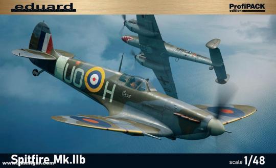 Spitfire Mk.IIB - ProfiPack