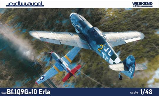 Bf 109G-10 ERLA - Weekend Edition