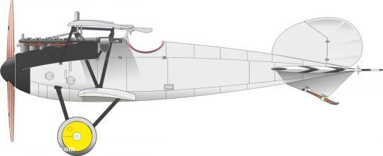 Albatros D.V Weekend - Express Mask