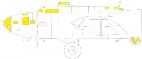 B-17F - TFace Express Mask