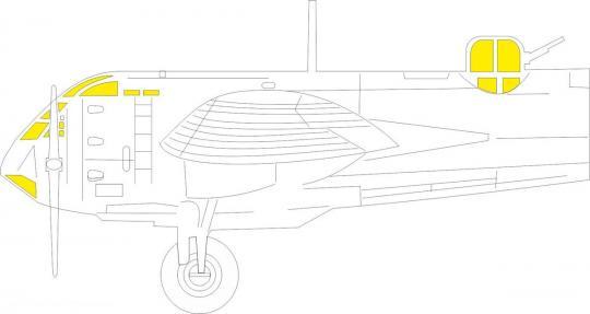 Blenheim Mk.I - TFace Express Mask
