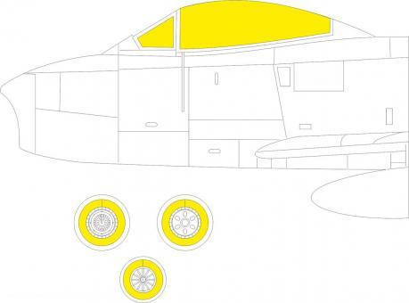 Sabre F.4 - TFace Express Mask