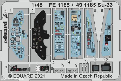 Su-33 - ZOOM