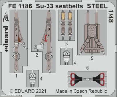 Su-33 Gurte (Stahl)