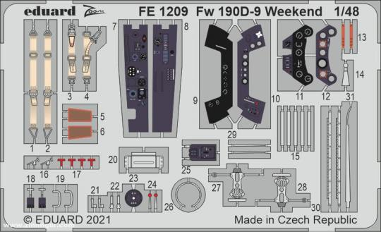 Fw 190D-9 Weekend - ZOOM