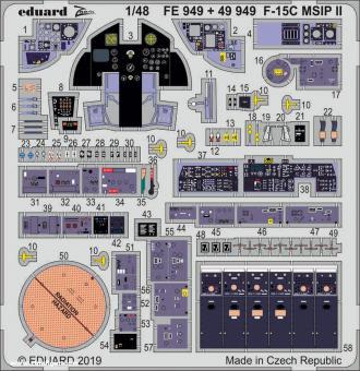 F-15C MSIP II - ZOOM